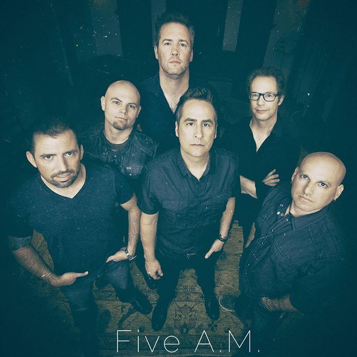 Five A.M. Tour Dates