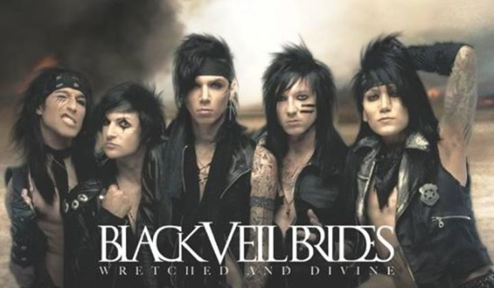 Black Veil Brides Fans Tour Dates