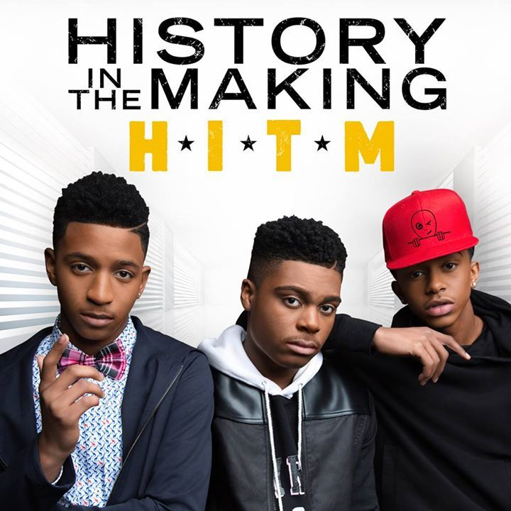 History In The Making Tour Dates