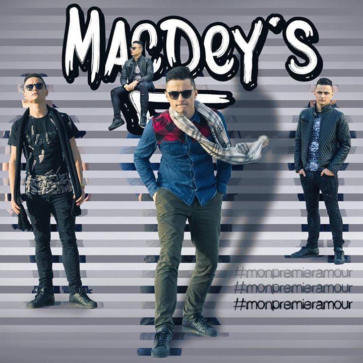 Macdey's Tour Dates