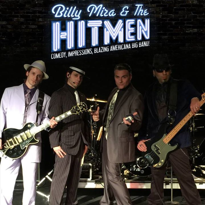 Billy Mira & The Hitmen Tour Dates