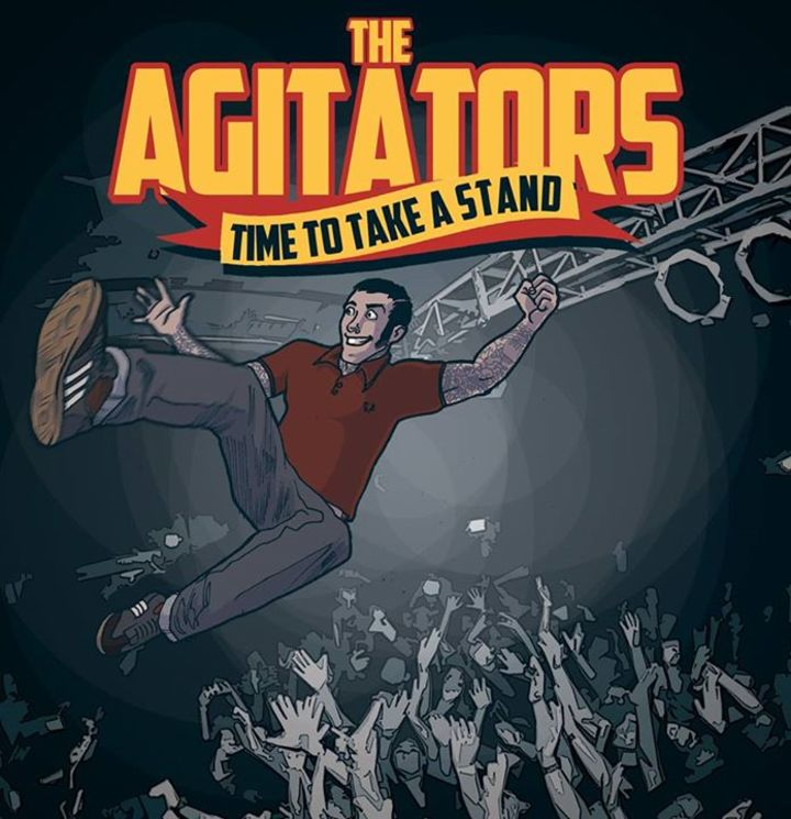 The Agitators @ Vale Social - Stoke-On-Trent, United Kingdom