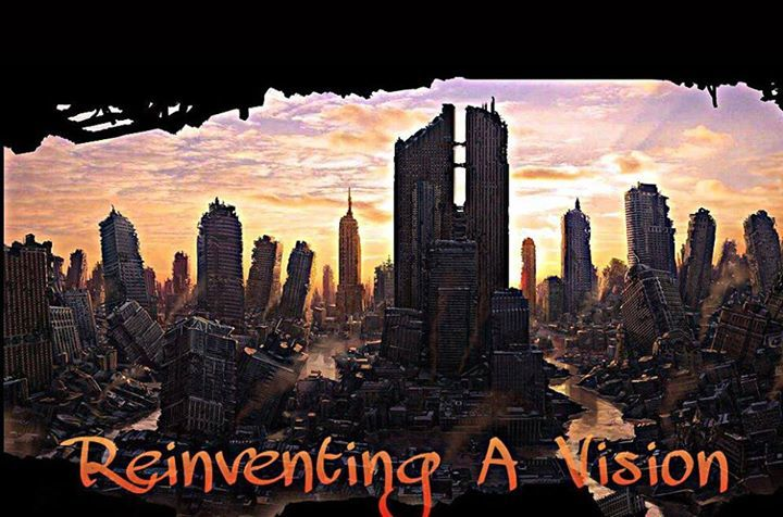 Reinventing a Vision Tour Dates