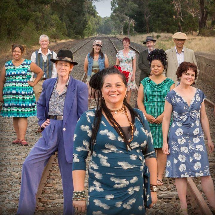 Sweet Mona's Choir Tour Dates