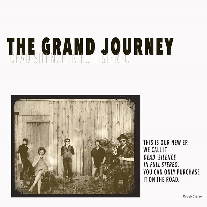 The Grand Journey @ Cafe Scheune - Wredenhagen, Germany