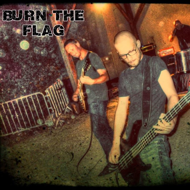 Burn The Flag Tour Dates