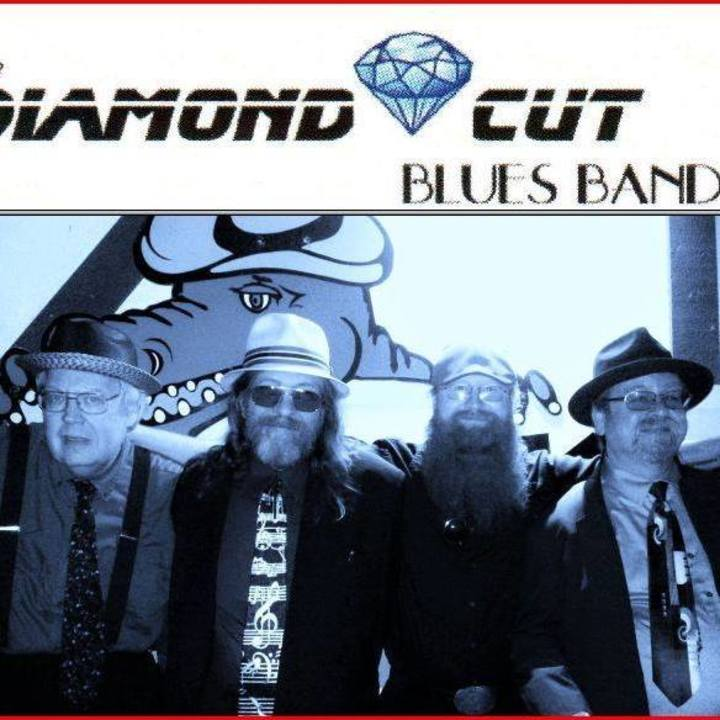 Richie Darling and the Diamond Cut Blues Band Tour Dates