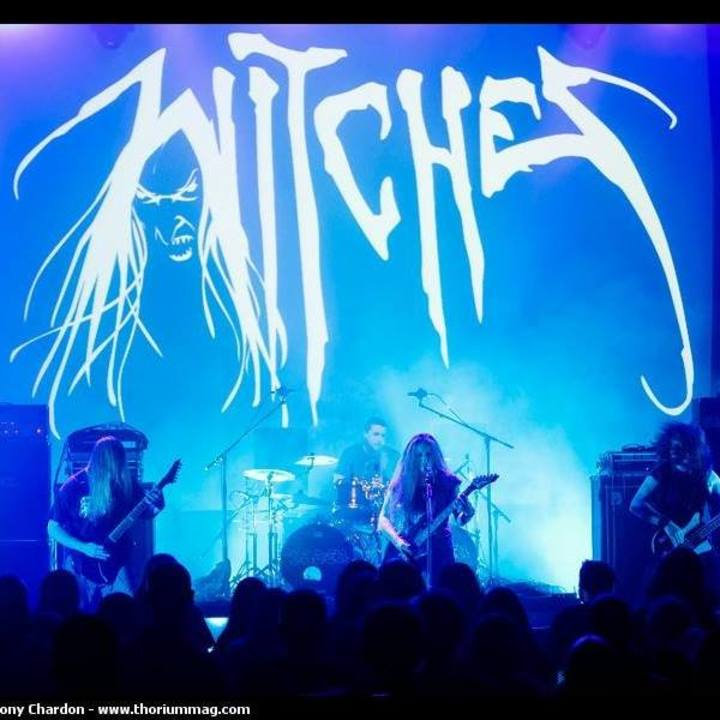 Witches Tour Dates