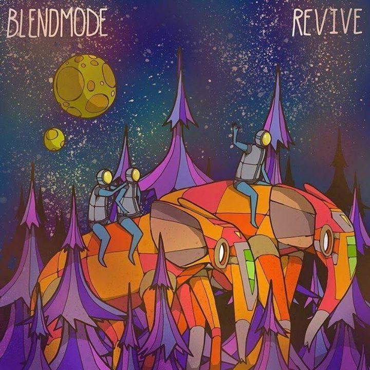 BlendMode Tour Dates