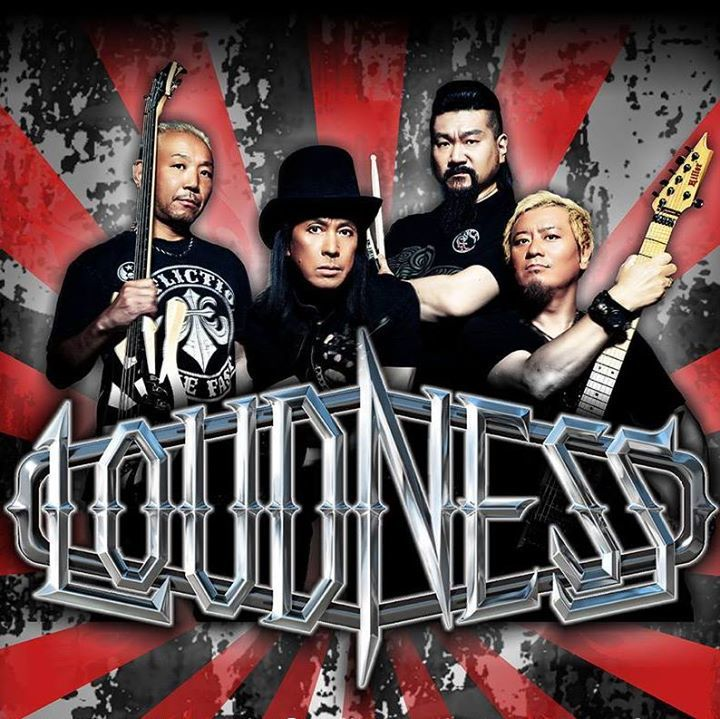 Loudness Tour Dates