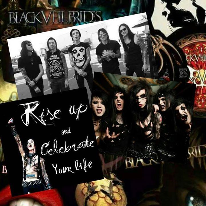 Black Veil Brides & Fallen angels Tour Dates