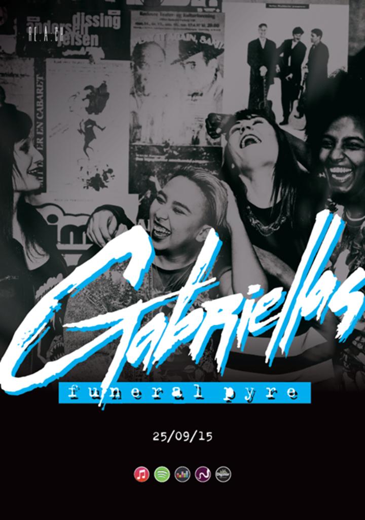 Gabriellas Tour Dates