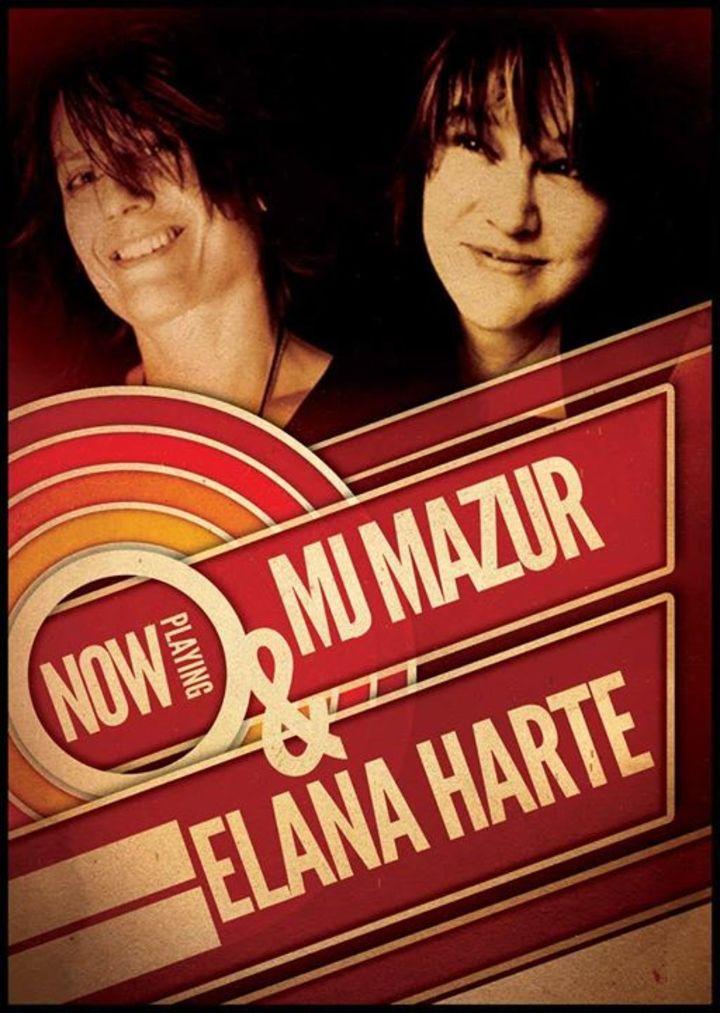 Harte and Mazur Tour Dates