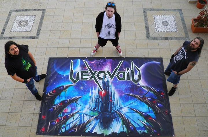 Vexovoid Tour Dates