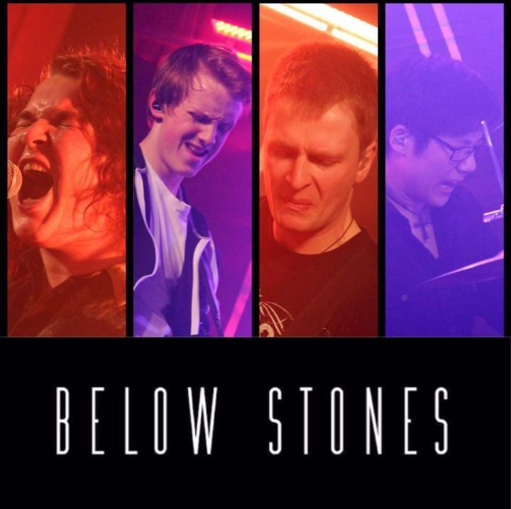 Below Stones Tour Dates