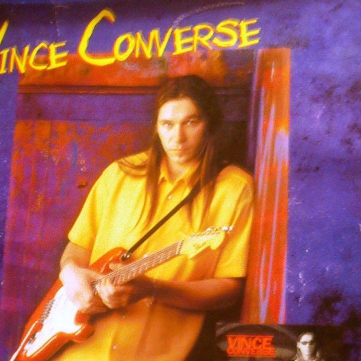 Vince Converse Tour Dates