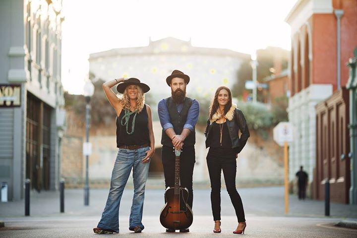 The Waifs Tour Dates