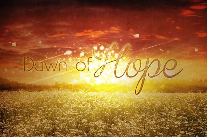 Dawn of Hope- Music Tour Dates