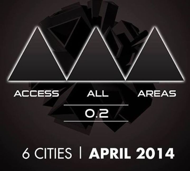 Access All Areas Tour Dates