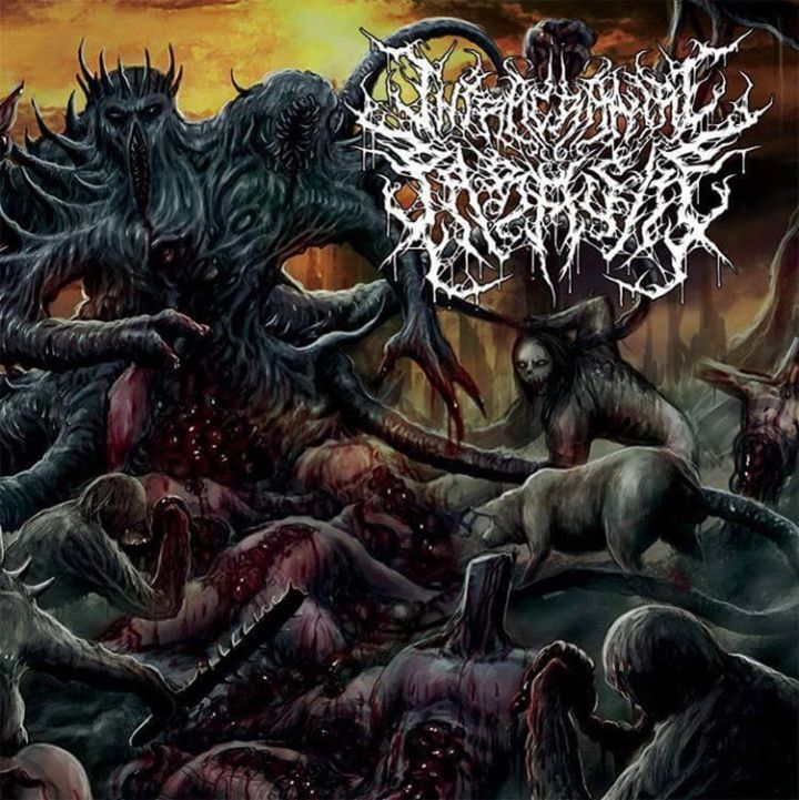 Intracranial Parasite Tour Dates
