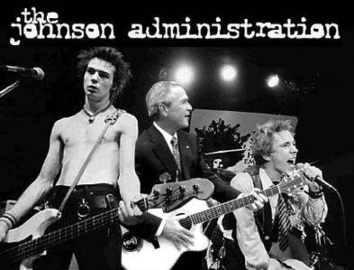 The Johnson Administration Tour Dates
