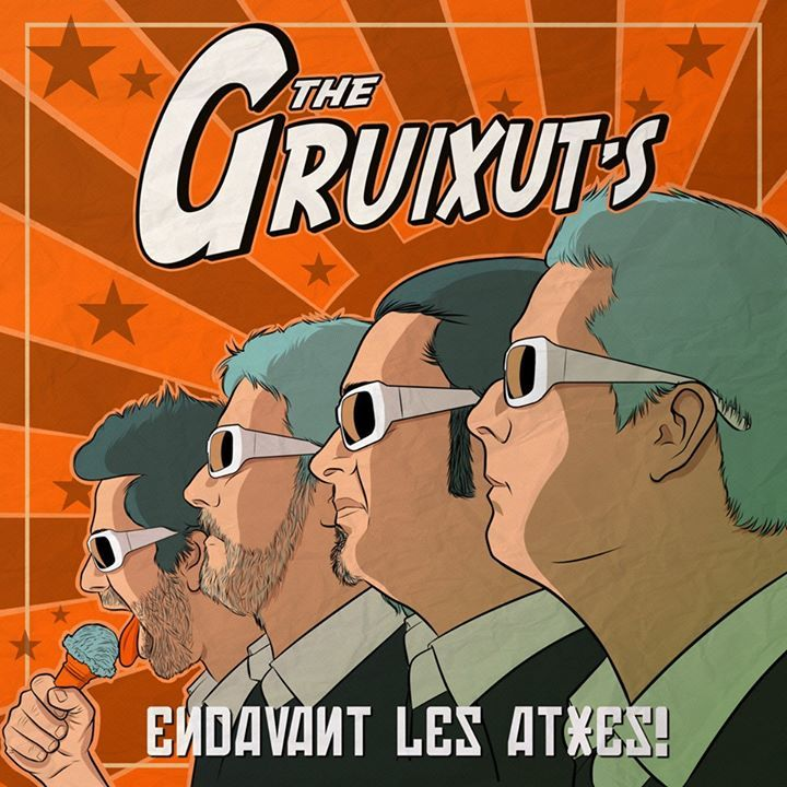 The Gruixut's Tour Dates