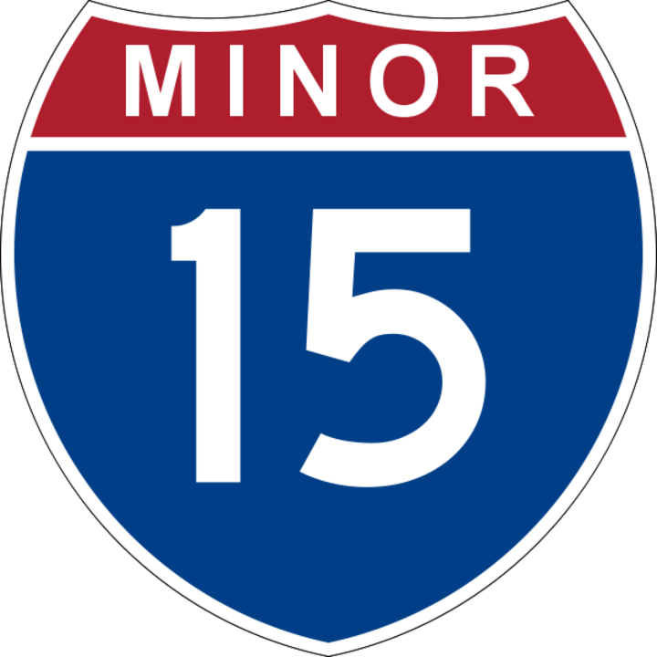 Minor 15 Tour Dates