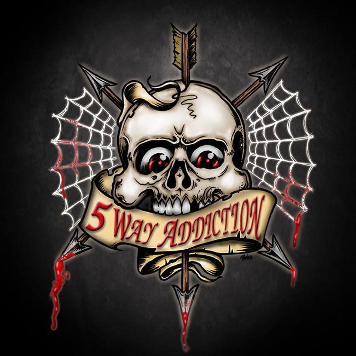 5 Way Addiction Tour Dates
