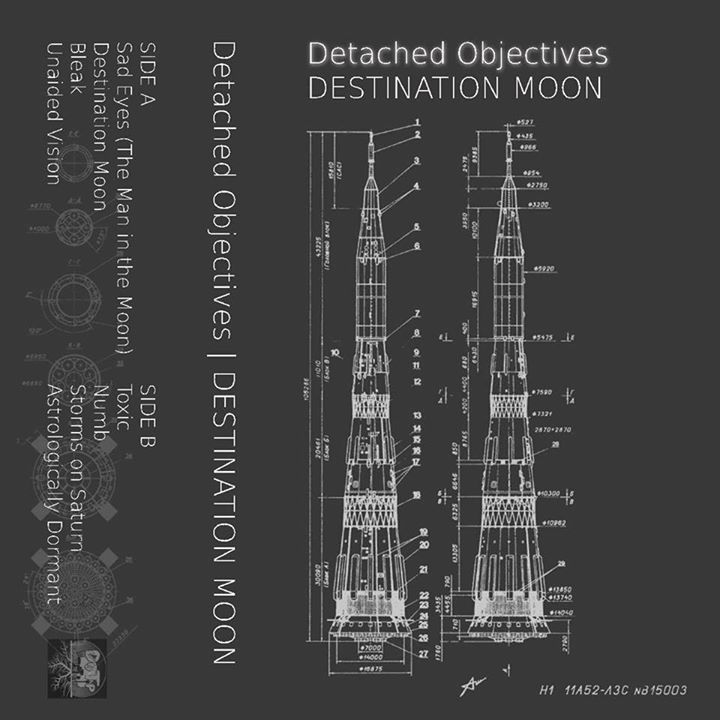 Detached Objectives Tour Dates