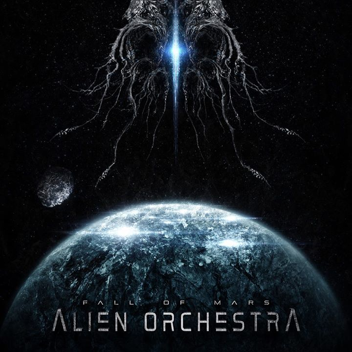 Alien Orchestra Tour Dates