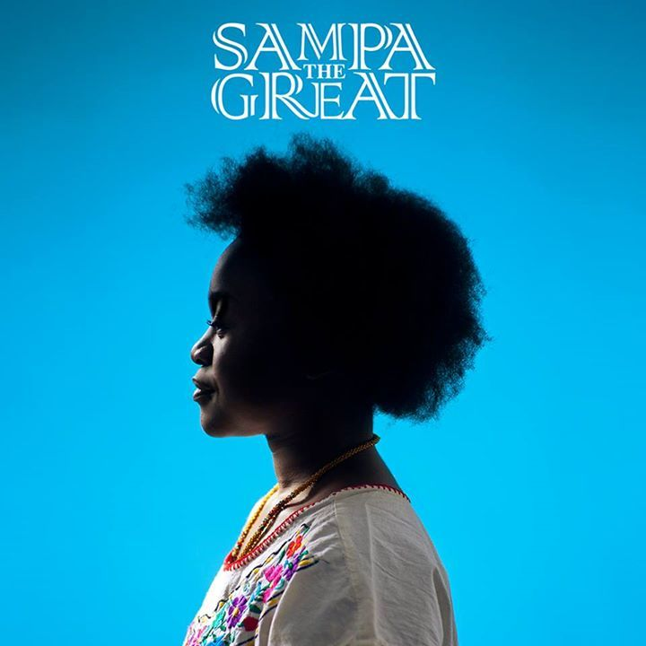 Sampa The Great @ Sydney College of the Arts - Rozelle, Australia