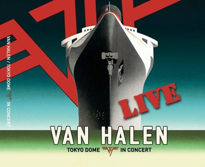 Van Halen @ Xcel Energy Center - St Paul, MN