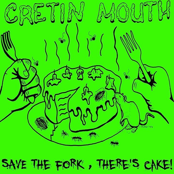 Cretin Mouth Tour Dates