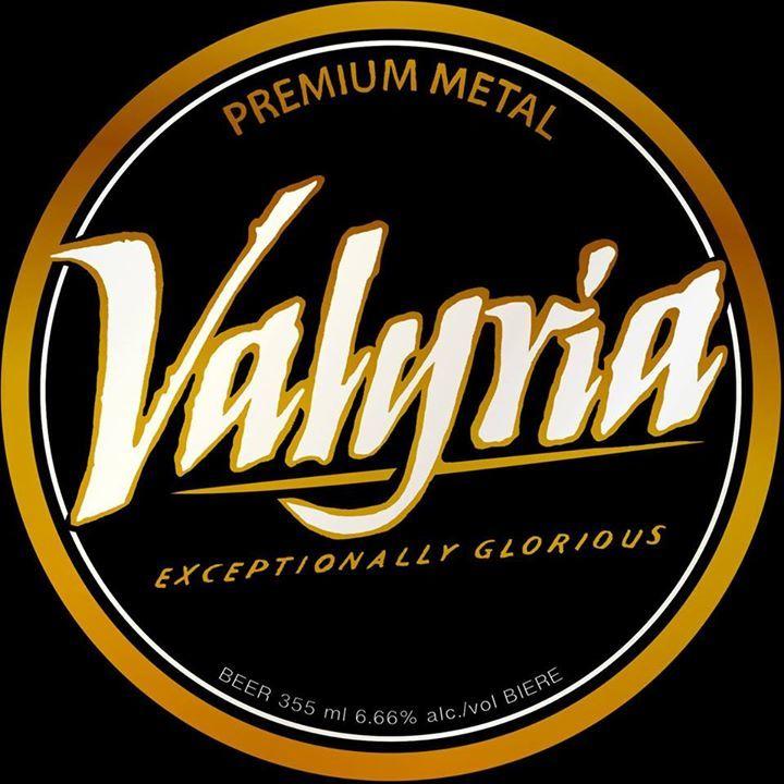 Valyria Tour Dates