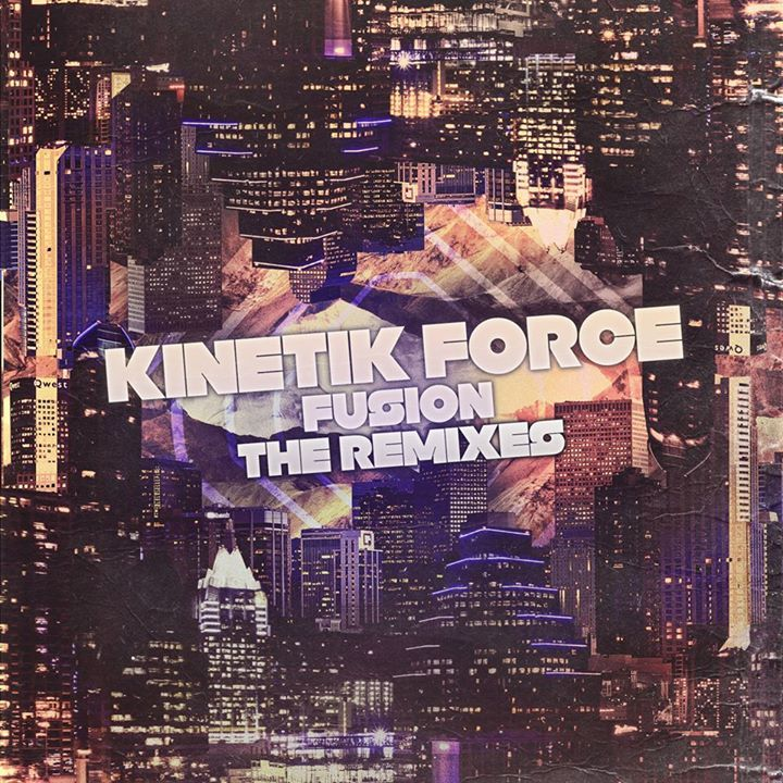 Kinetik Force Tour Dates