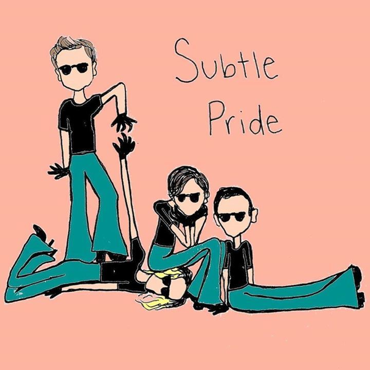 Subtle Pride Tour Dates