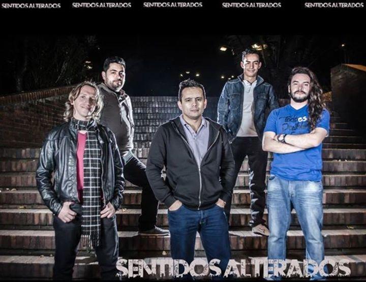 SENTIDOS ALTERADOS Tour Dates