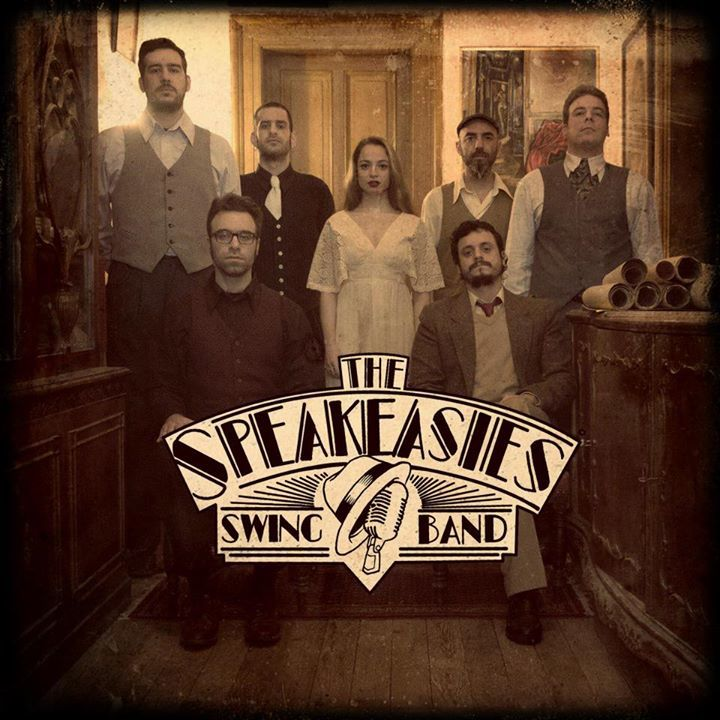 The Speakeasies Swing Band Tour Dates