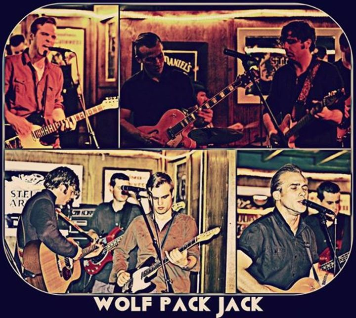 Wolf Pack Jack Tour Dates