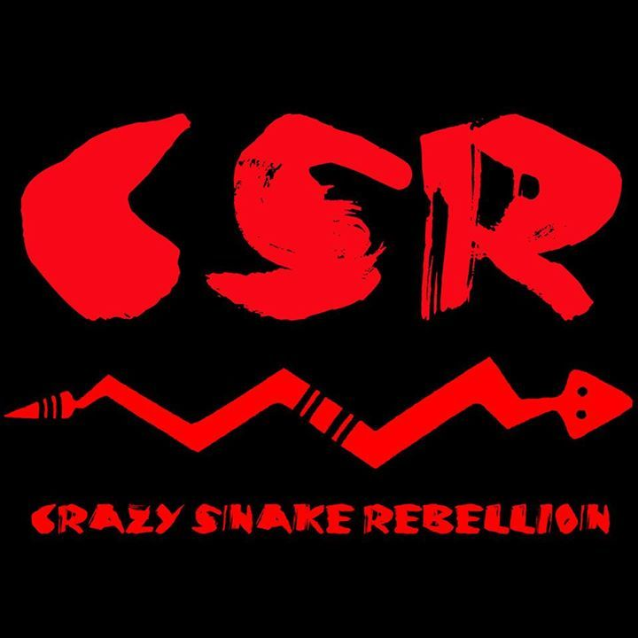 Crazy Snake Rebellion Tour Dates
