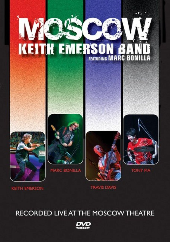 Keith Emerson Band Tour Dates