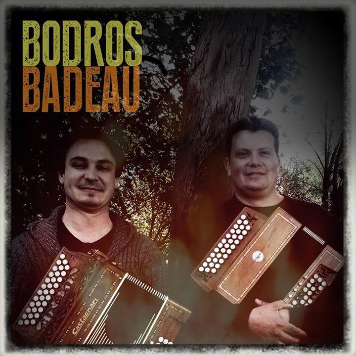 Bodros Badeau Tour Dates