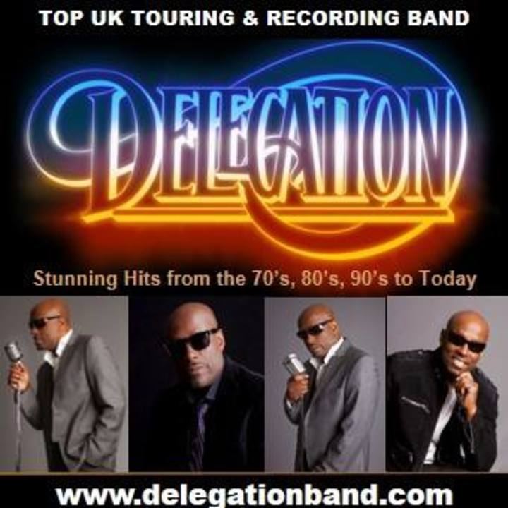 Delegation Band Tour Dates