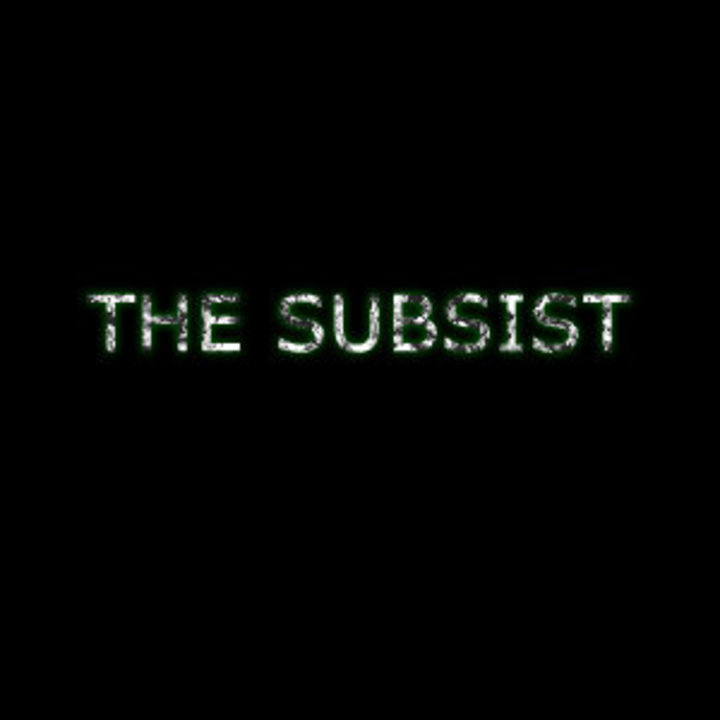 The Subsist Tour Dates