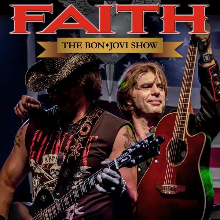 FAITH The Bon Jovi Show Tour Dates