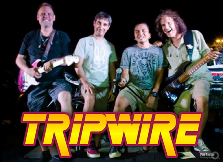 Tripwire Tour Dates