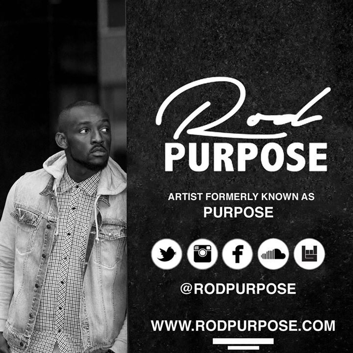Rod Purpose Tour Dates