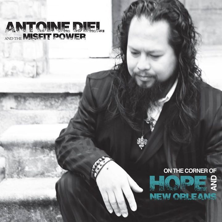 Antoine Diel & the Misfit Power Tour Dates