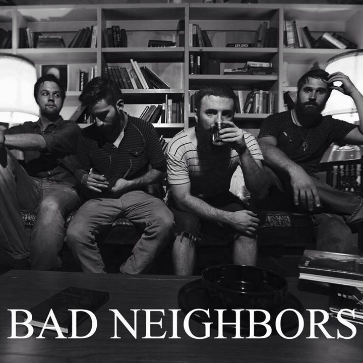 Bad Neighbors Tour Dates
