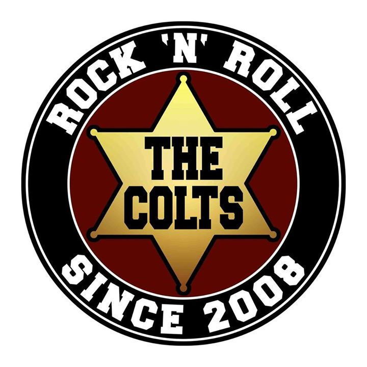 The Colts @ Colos-Saal - Aschaffenburg, Germany